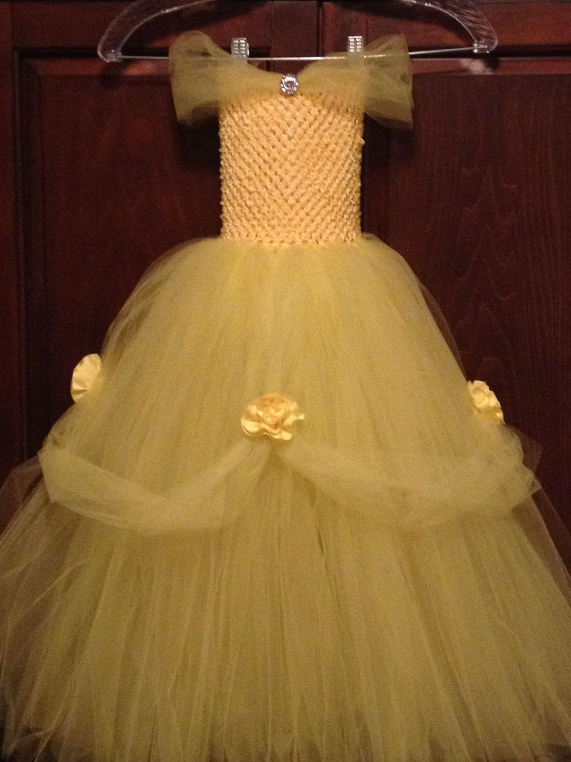 Belle inspired tutu dress size NB3 by MakeItMineBR on Etsy $45.00 & Belle inspired tutu dress size NB3 by MakeItMineBR on Etsy $45.00 ...