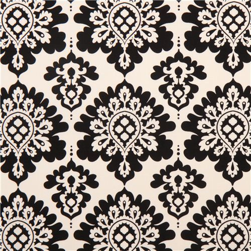 Riley Blake damask ornament fabric Lost & Found Christmas 2