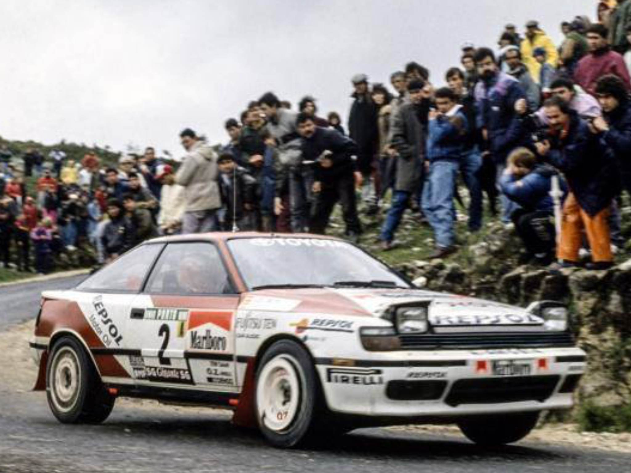 Pin by Billy Garrett on Old Skool Rally Cars | Pinterest | Rally ...