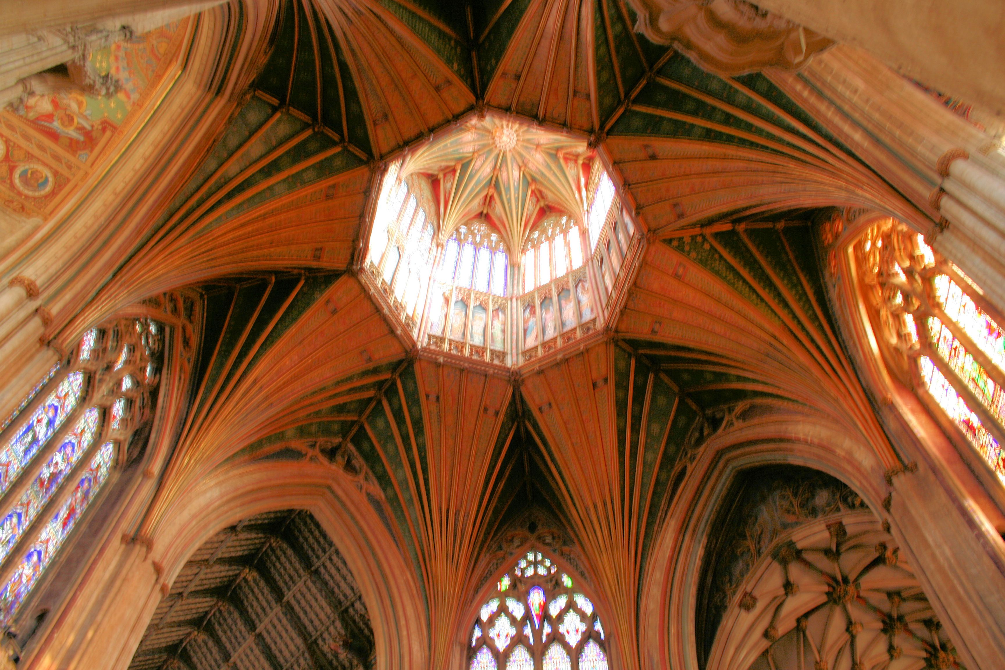 The Lantern at Ely Cathedral Elizabeth Goudge, Three Cities of Bells (Ely, Wells and Oxford)