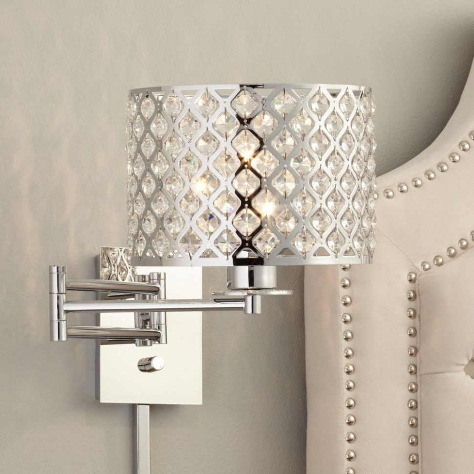 Wall Sconces Plug In Lights For Bedroom Light With Cord And Sconce