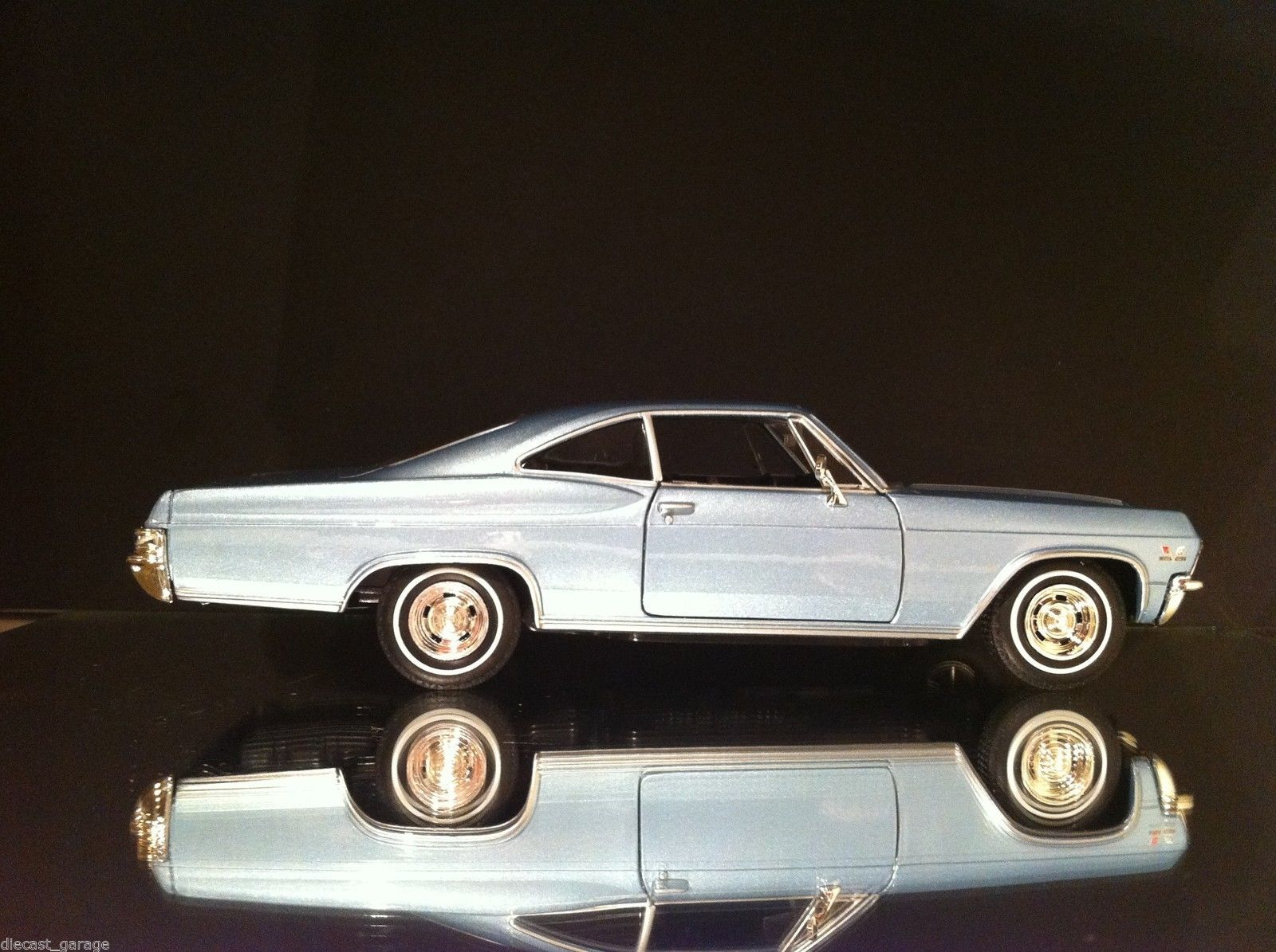 1965 Chevrolet Impala SS 1 24 Scale #Chev #Chevy V8 Muscle CAR ...