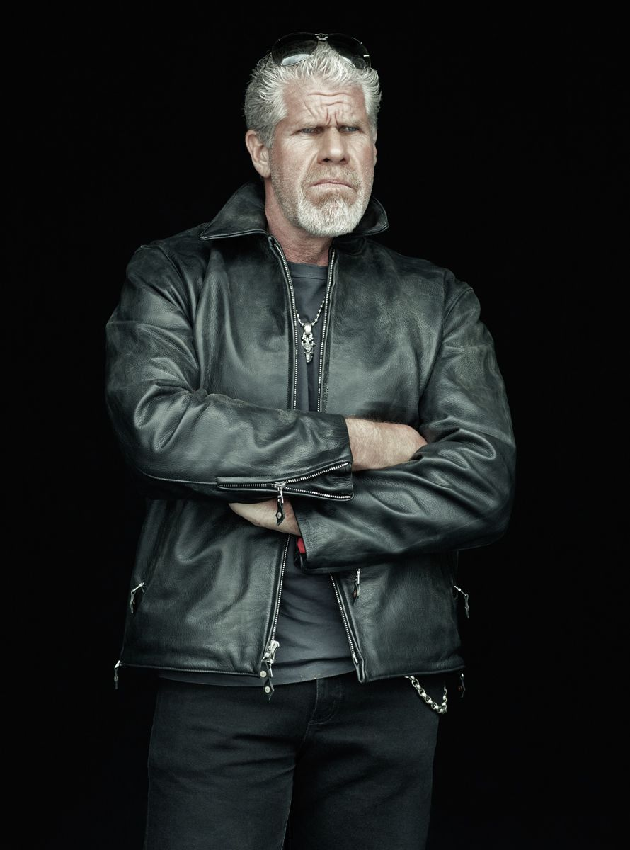 Ron Perlman  Stars  Pinterest  Ron Perlman, Anarchy And -1855