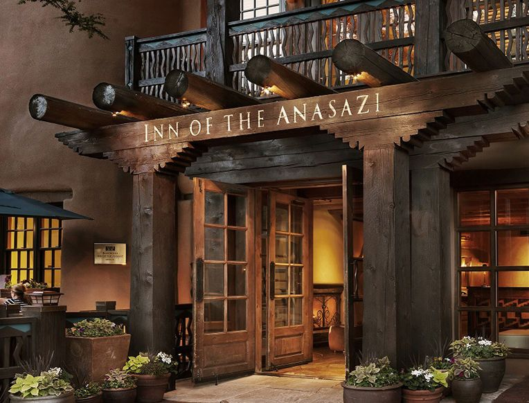 Rosewood Inn Of The Anasazi Travel Destinations Pack Up Go