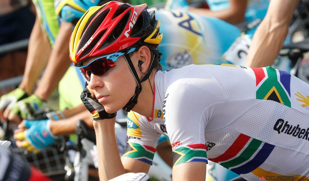 Louis Meintjes (2014 Vuelta)