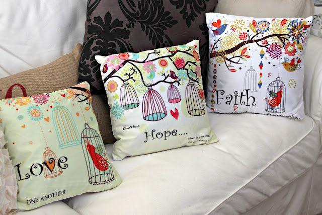 Inspiration Pillows Pillows Cushions Throw Pillows