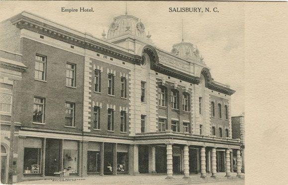 Empire Hotel Salisbury Nc