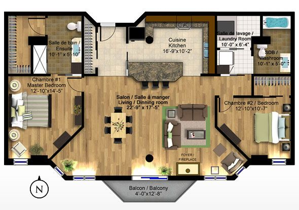Luxury Condo Floor Plans Pdf For Floor 802 Of This Floor