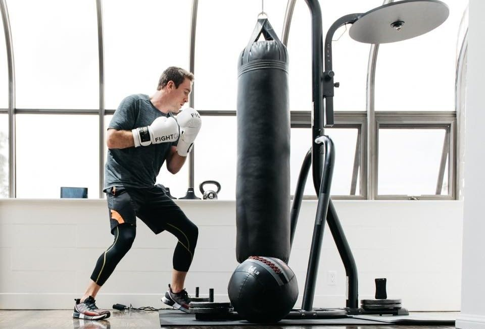 Having Your Very Own Home Boxing Gym Is A Dream For Many Who Have The Boxing Gym Boxing Equipment Gym