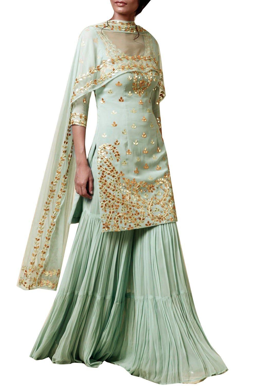Esha Koul Indian designer wear online suits #indiandesignerwear