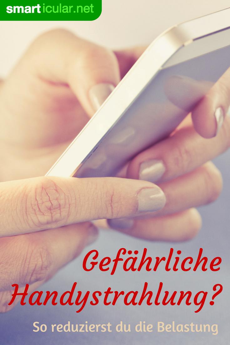 13 Tipps Um Die Belastung Durch Handystrahlung Zu Reduzieren