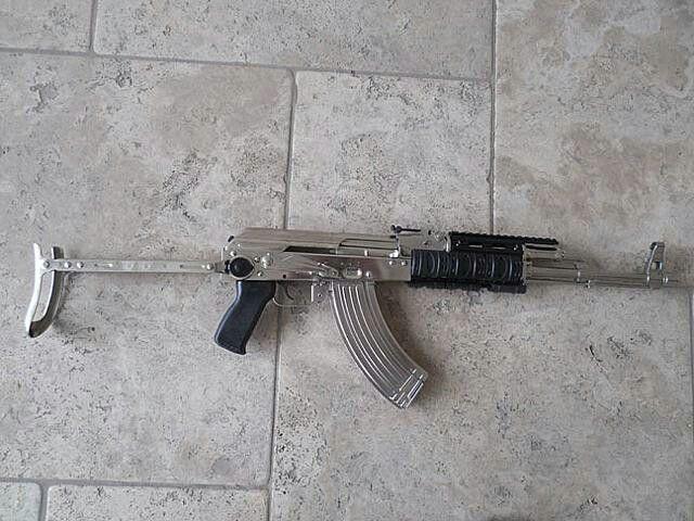 Pin en Puro AK - 47