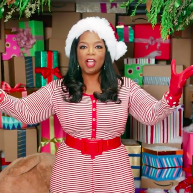 """Oprah's """"Favorite Things"""" Gift Guide Is Even Crazier Than"""