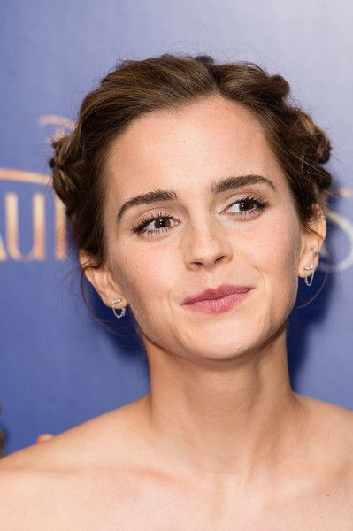 Emma Watson Photos Photos: 'Beauty and the Beast' - UK Launch Event at Odeon Leicester Square - Red...