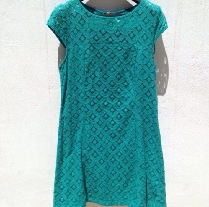 Vestido Verde Precioso