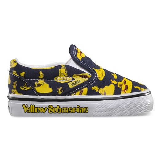 abc601a4bd toddler size yellow submarine sneakers. AMAZING