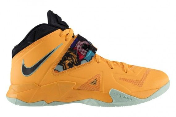 Nike Zoom Soldier 7 - Laser Orange