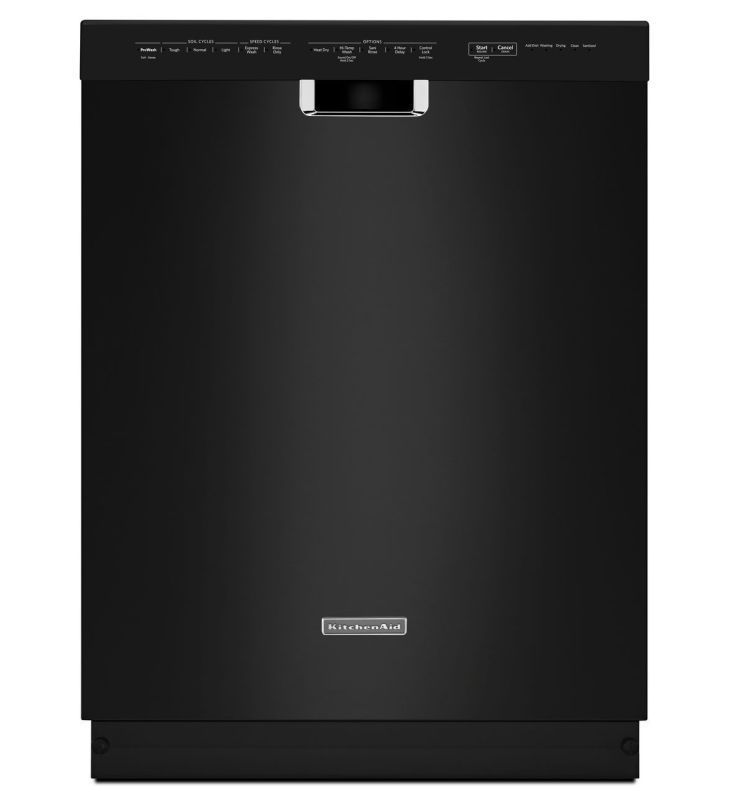 Kitchenaid kdfe104d 24 inch wide energy star dishwasher