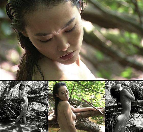 Rinko Kikuchi Naughtynaughty Asian Beauty Nude Beauty