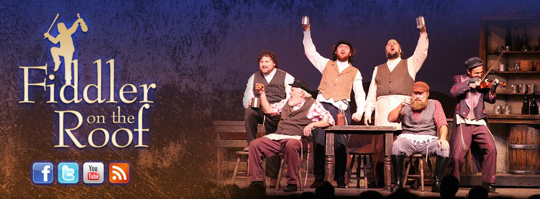 Fiddler on the Roof National Tour Fiddler on the roof