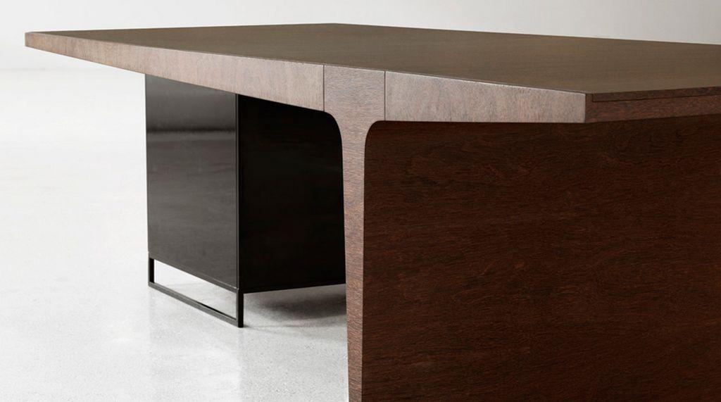 Desk Designer Good Natural Office Wood Desk Design | Home Design ...