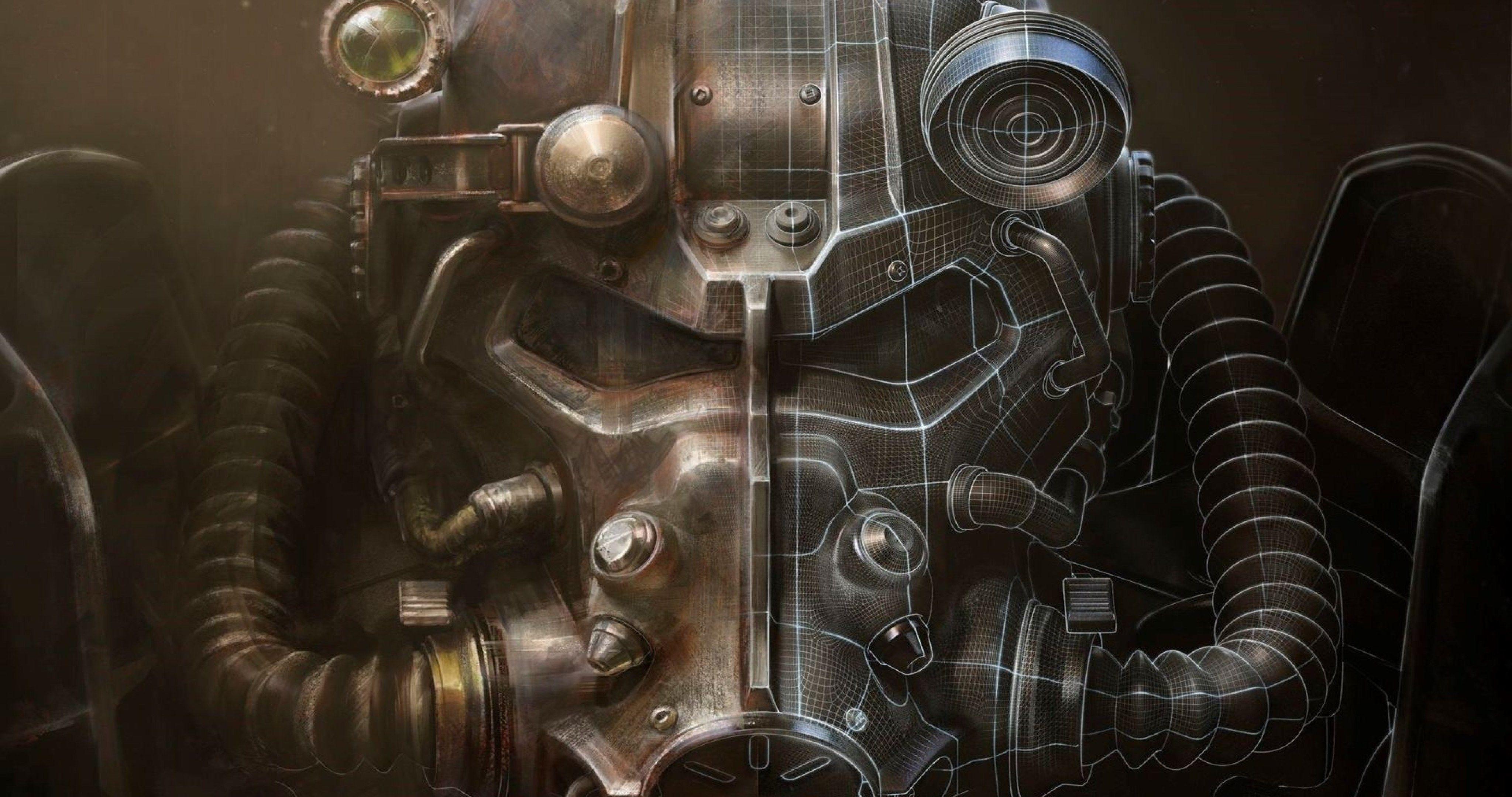 Fallout 4 Armor 4k Ultra Hd Wallpaper Fallout Wallpaper Fallout Power Armor Fallout 4 Power Armor
