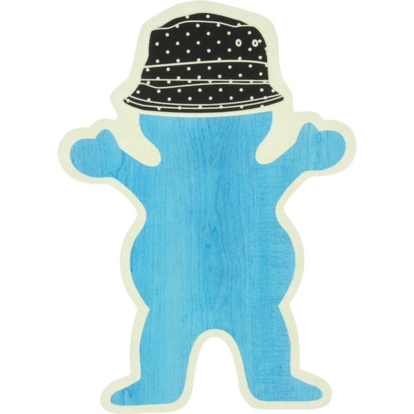 Grizzly Johnson Pro Assorted Stickers at Warehouse Skateboards! #whskate #skateboarding