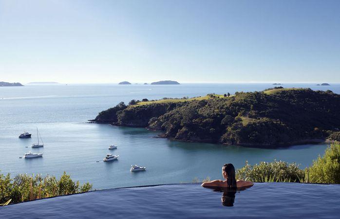 Delamore-Lodge-Waiheke-island-accomodation- hotelleja-joissa-on-uima-allas