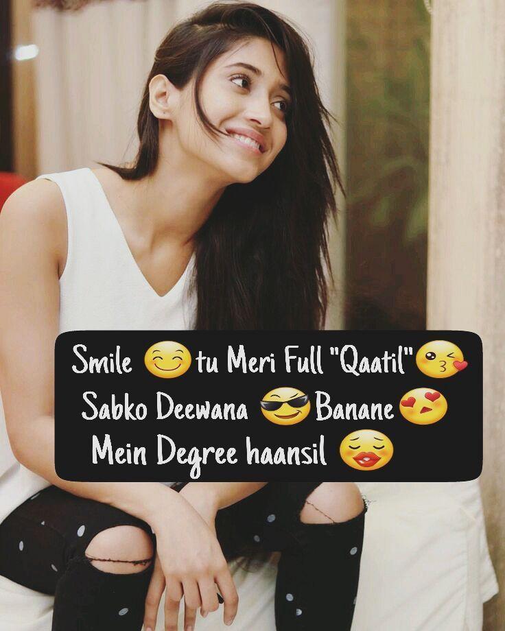 Smile To Full Qaatil Shivangijoshi Shivangijoshi18 Girl