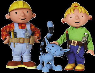 Obreros Dibujos De La Infancia Bob El Constructor Mundo Animado