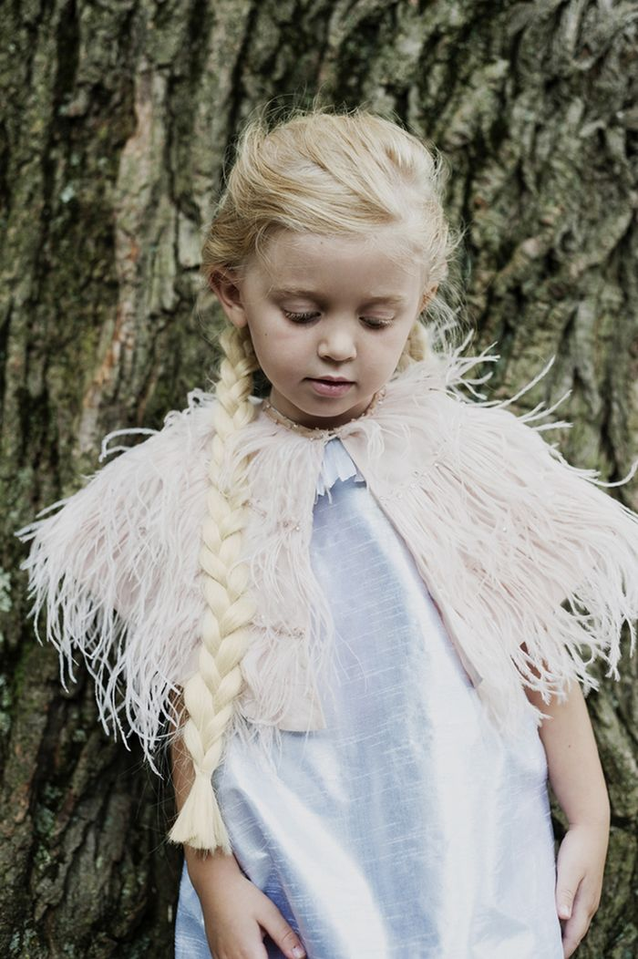 Babiekins Magazine| Spirit Animal by Joanna Depa. Wearing TuTu Du Monde and Hucklebones.