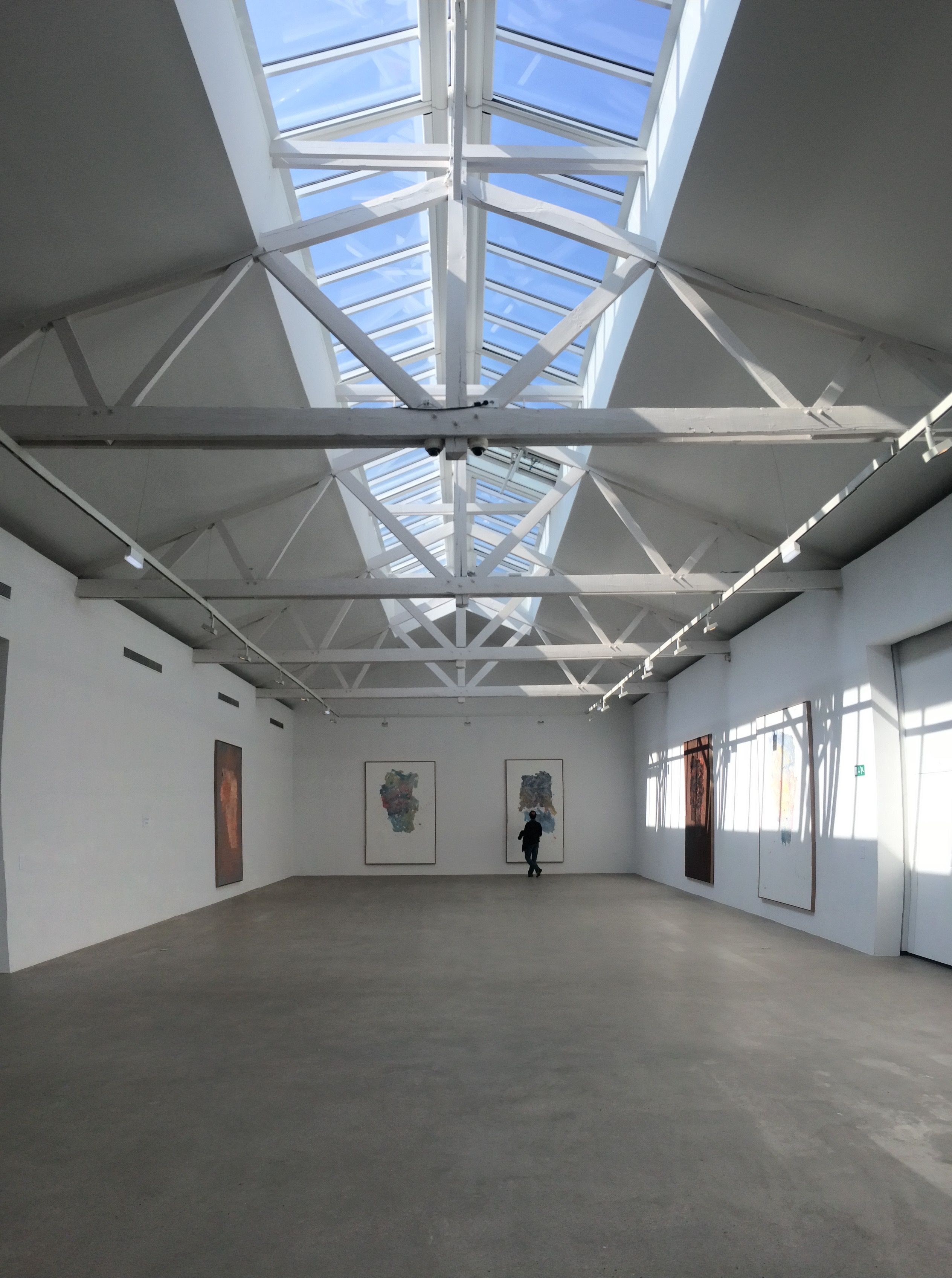 Galerie Thaddaeus Ropac - Paris Avril 17
