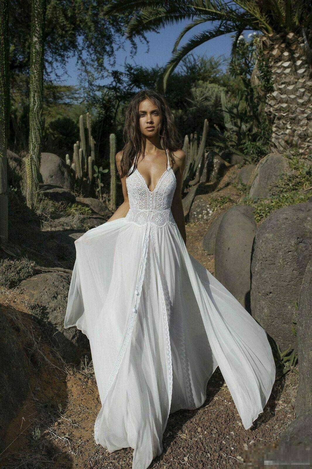 eb1c1bbf919 NEW  250 BHLDN Hitherto Fleur Wedding Dress Sleeveless Gown Rehersal ivory  - Wedding Dresses - Ideas