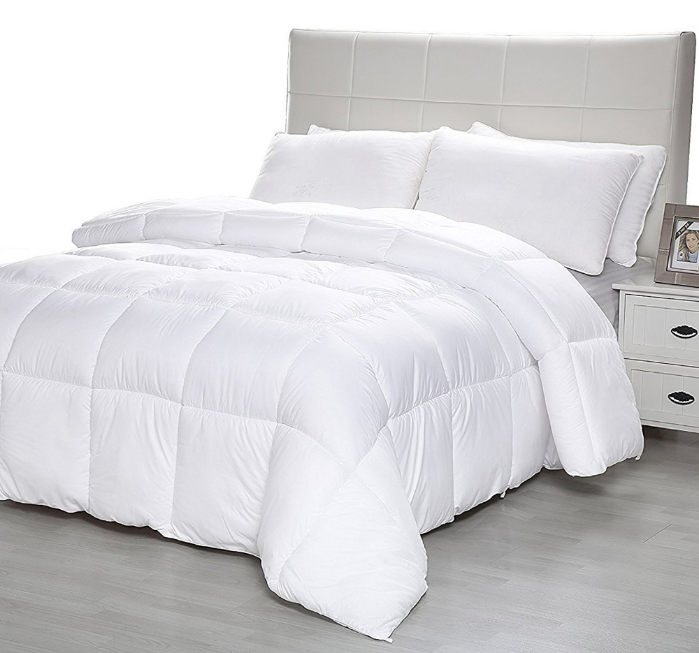 White Down Alternative Comforter Ease Bedding with Style