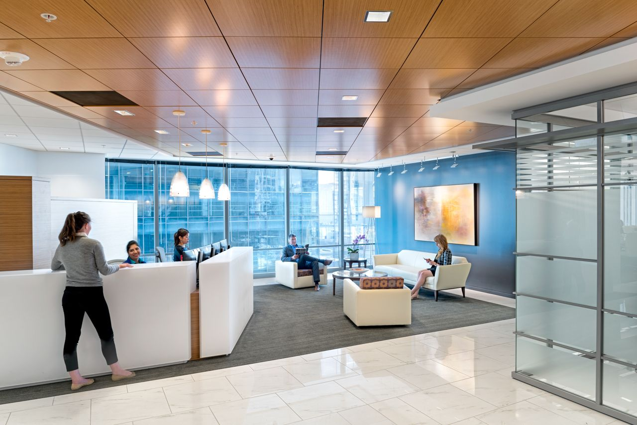 FENNIEMEHL Architects Office Interiors Financial Services
