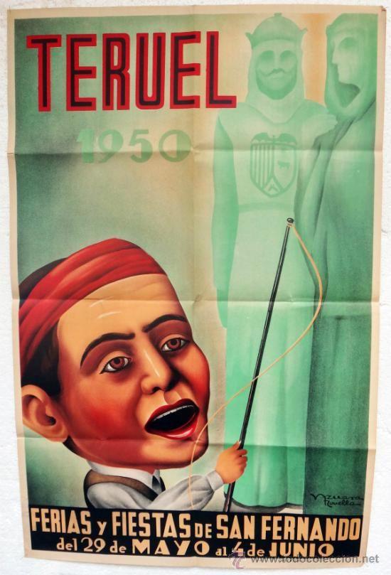 TERUEL 1950