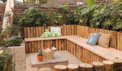 Eigen huis en tuin praxis tom haalt de tuin leeg en for Hoofdbord maken eigen huis en tuin