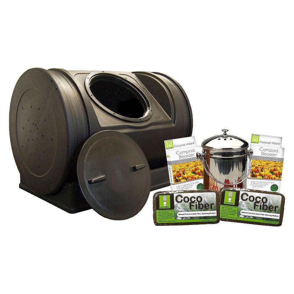 Good Ideas Compost Wizard Starter Kit