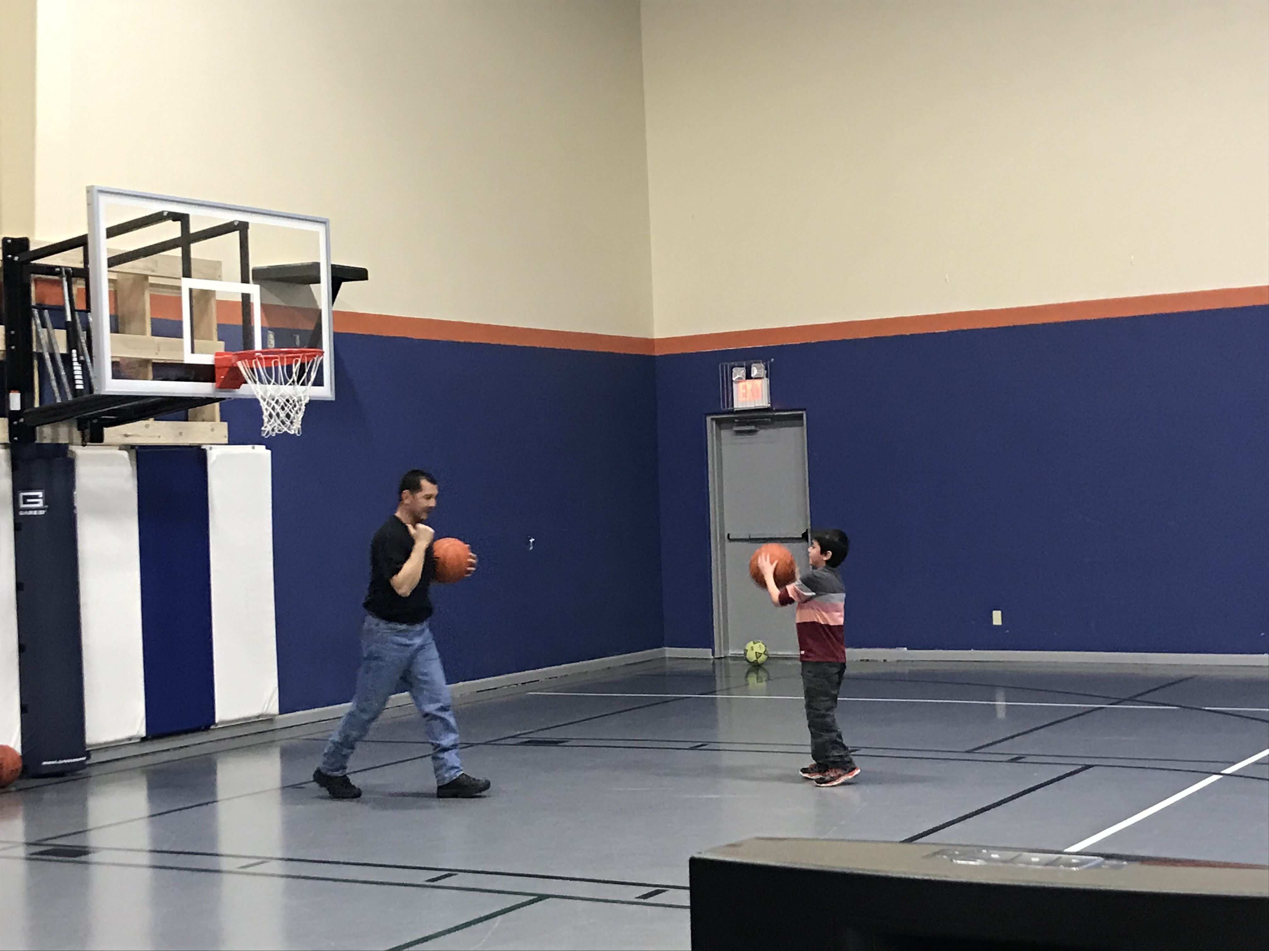 Alpha Rec Center Zone 3 Gym Open Gym Baseball Ticket Basketball Rules