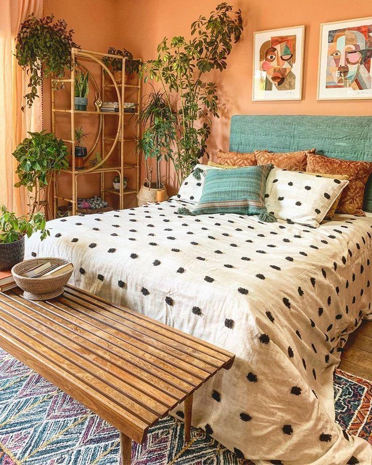 Böhmische Stilideen für Schlafzimmerdekor -  Böhmische Stilideen für Schlafzimmerdekoration,  #bohmische #Dekor #ideen #Schlafzimmer  - #antiquedecor #apartmentdecor #bedroomdecor #boehmische #bohemiandecor #bohmische #diydecor #farmhousedecor #für #homedecor #housedecor #livingroomdecor #moderndecor #rusticdecor #schlafzimmerdekor #stilideen #walldecor