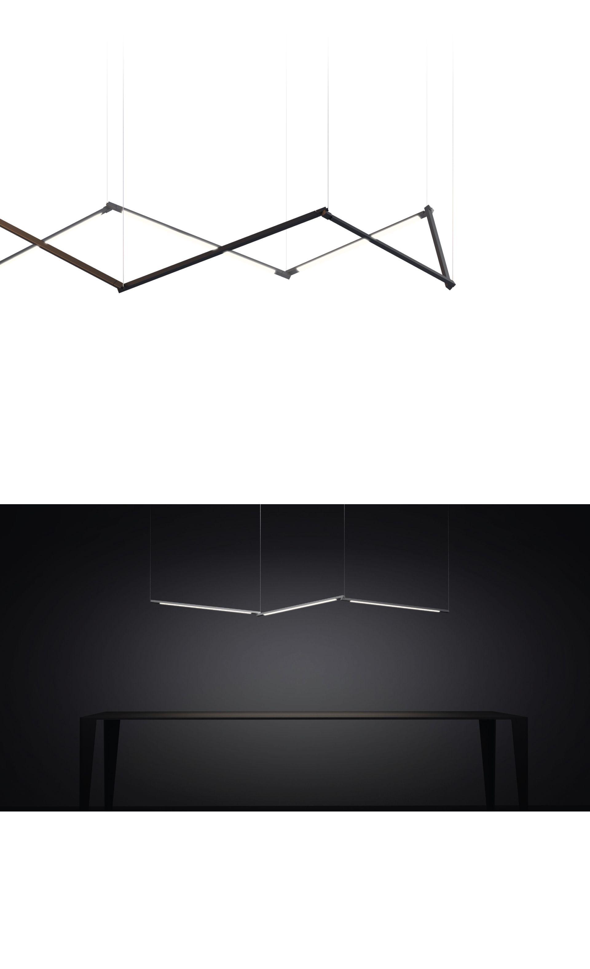 Z Bar Pendant by koncept