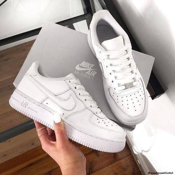 pinterest @aymaracathrine | Nike air force outfit, Nike air