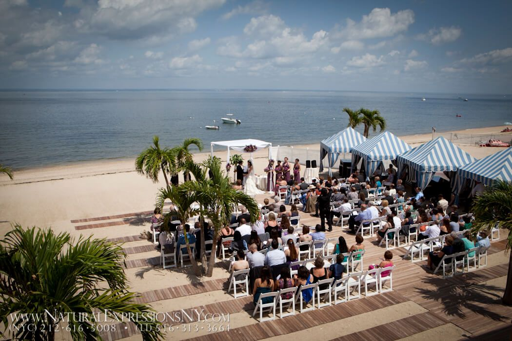 The Crescent Beach Club Is Perfect Choice For Your Wedding Day Own Private