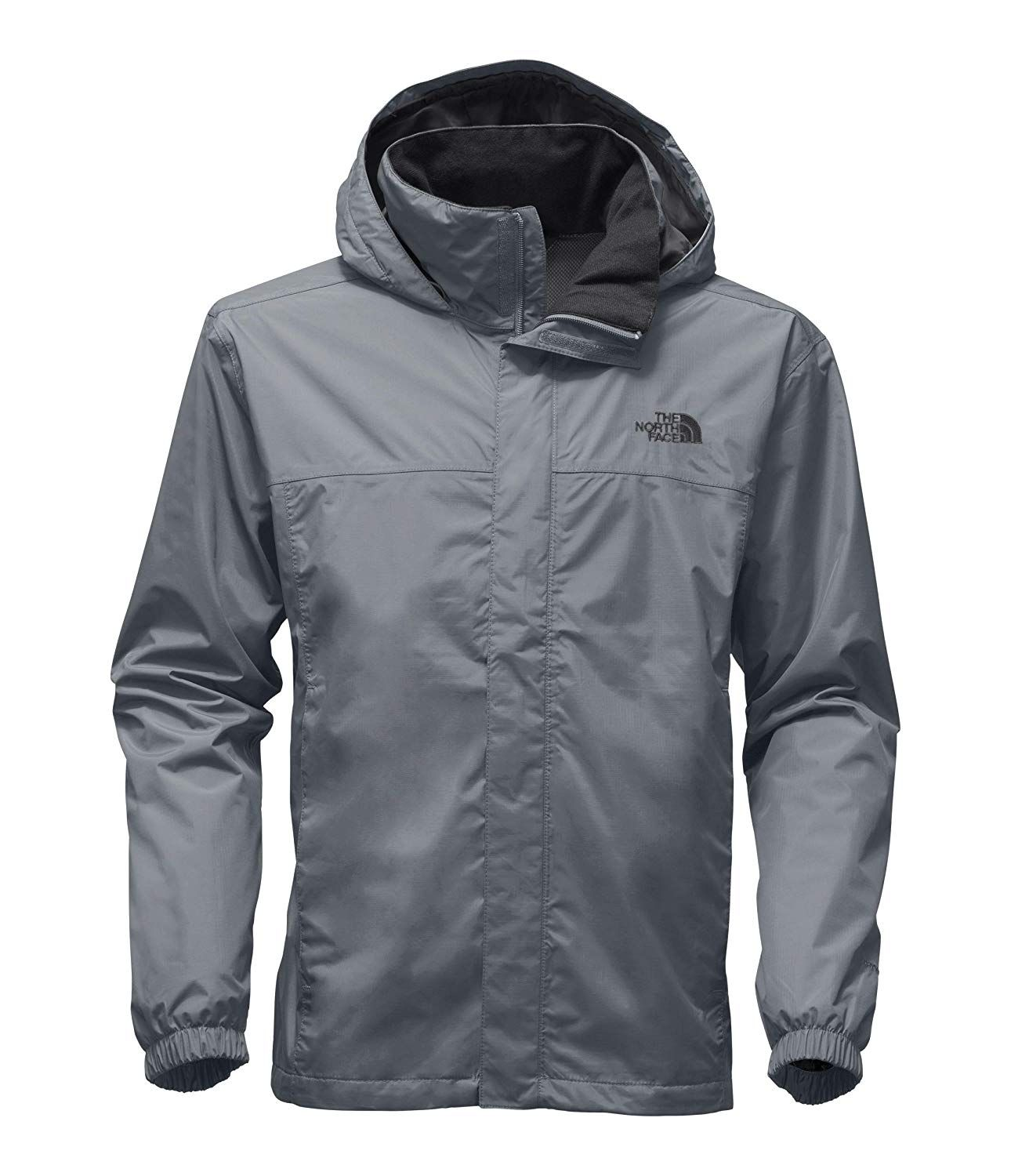 The North Face Men S Resolve 2 Jacket Fabric Imported Dryvent 2l Shell With Mesh Liner This Waterproof Breath North Face Mens Hooded Jacket Men Mens Jackets [ 1500 x 1290 Pixel ]