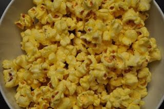 homemade flavored popcorn :: vi happily ever ryan