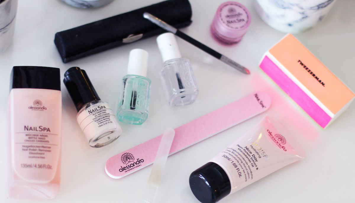 Lilia / 24/04/2015MY NAIL CARE ROUTINEMY NAIL CARE ROUTINE   NAPPY ...