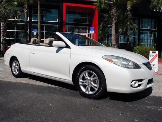 2007 Toyota Solara Convertible This Is The Year