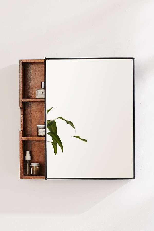 Plymouth Storage Mirror In 2018 Bathroom Pinterest Storage