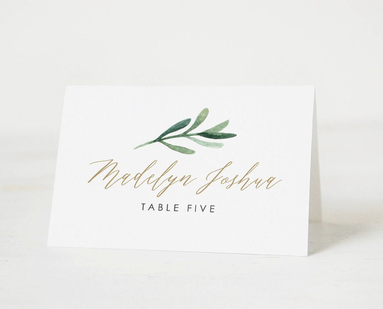 Greenery Place Card Template Printable Place Cards Wedding Etsy Printable Place Cards Wedding Wedding Name Cards Printable Place Cards