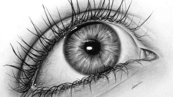 1001 + Ideen und Inspirationen, wie Sie Auge zeichnen ...